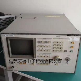 日本Anritsu安立MS96A 光谱分析仪