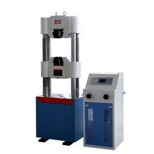 WAW-E型微机控制电液伺服液压万能试验机(四立柱)