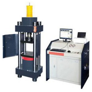 YAW-2000D 全自动压力试验机