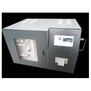 煤炭发热量测量仪-开平煤热值分析仪卧式触屏款