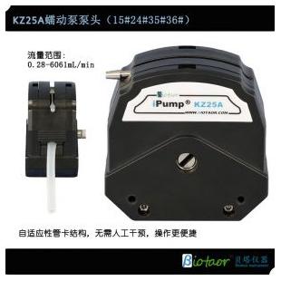 贝塔KZ25A快装型蠕动泵泵头