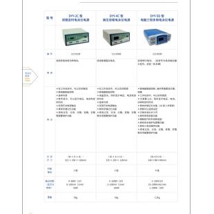 北京辙辕DYY-4C型高压双稳定时电泳仪电源