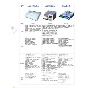 北京辙辕WD-2103B型非医用自动洗板机