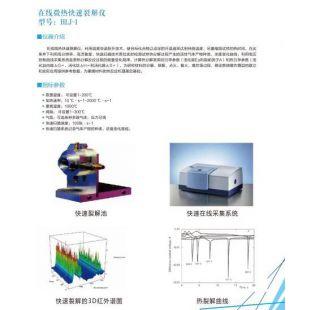 北京轍轅HLJ-1型在線微熱快速裂解儀