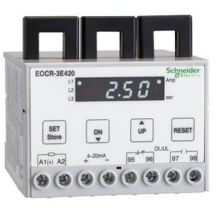 EOCR-3E420模拟量输出电机保护器施耐德韩国三和