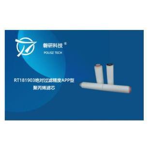 磐研RT181903绝对过滤精度APP型聚丙烯滤芯