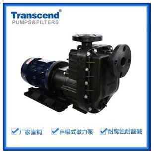 创升TXM化工塑料自吸泵