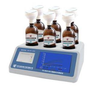 BOD分析儀  bod快速測定儀 TE-BOD(6G)