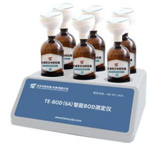 BOD測定儀 BOD5檢測儀 TE-BOD(6A)型