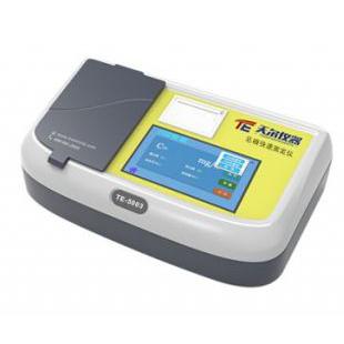便攜式總磷測定儀  總磷分析儀 TE-5003