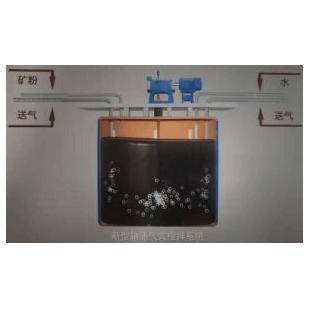湖南中资—轴通气式搅拌系统