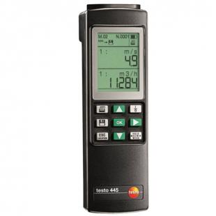德國testo445多功能測量儀/記錄儀
