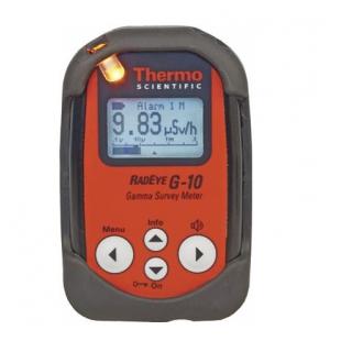 Radeye G/G-10便攜式個人劑量檢測儀