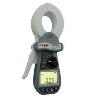 美国Megger DET14C接地电阻钳形数字 测试仪
