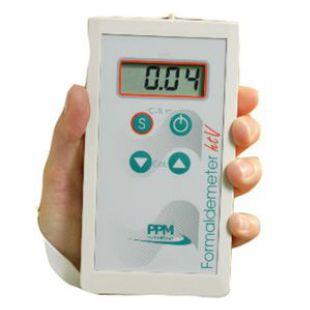 英国PPM HTV甲醛检测仪湿度补偿功能准 确测量