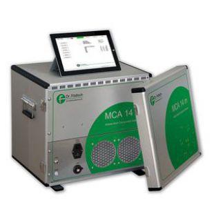 德國Fodisch MCA14m高溫紅外多組分煙 氣分析儀.