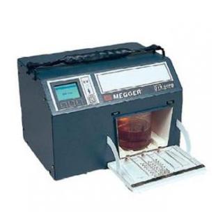 美国Megger OTS100AF实验室绝缘油耐 压测试仪