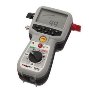 美国megger MOM2微欧计回路电阻测试 仪