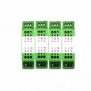 四進四出0-5V隔離模塊/0-10V轉0-10V信號隔離器
