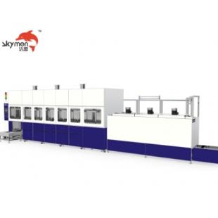 深圳洁盟   机械臂式全自动超声波清洗机-洁盟JP-3024QZD