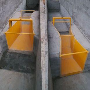 安克仑特玻璃钢巴歇尔槽 AKLT-BSE