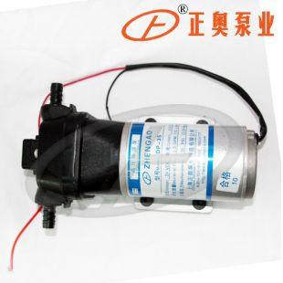 上海正奥DP微型高压电动隔膜泵 塑料耐腐蚀隔膜泵