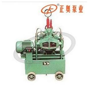 正奥泵业4DSY-I型14/80型电动试压泵实验室电动压力测试泵