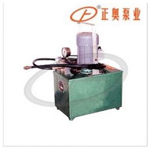 正奥泵业3DSY-360/3.5型单相电动试压泵铸铁材质测压水泵