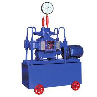 正奥泵业4DSY-22/63型电动试压泵铸铁材质水压测试泵
