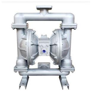 正奥泵业QBY5-50L型铝合金气动隔膜泵化工气动排液泵