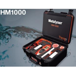 HM1000英国Trace2o便携式水质重金属检测仪器