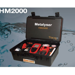 HM2000英国Trace2o便携式水质重金属分析仪器
