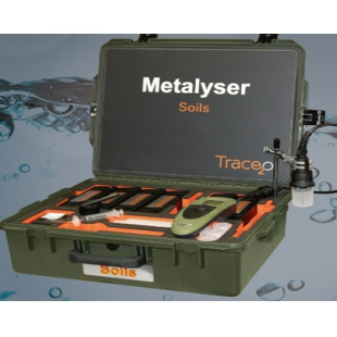 英国Trace2o便携式HM4000土壤重金属分析仪