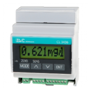 意大利匹磁余氯检测仪CL3436