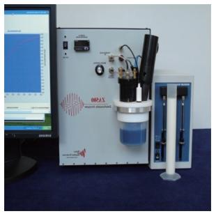 ZetaAcoustic ZA500 高浓度Zeta电位分析仪