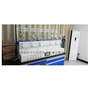 山东菏泽俊腾电子ST108-1RW型六联ub8优游登录娱乐官网药二氧化硫测定仪(高配版)