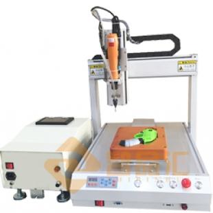 自动台式螺丝机