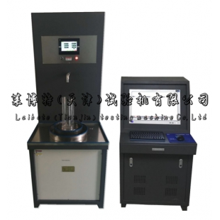 微机控制土工布透水性测定仪-带加热制冷