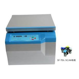 上海菲恰尔台式低速离心机 SF-TDL-4A