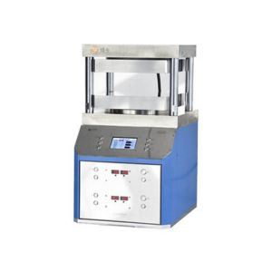 RYJ-600ZG3型双平板高温电加热压片机 全自动型
