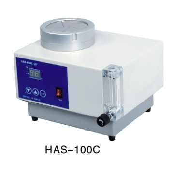 天津恒奧空氣采樣器HAS-100C(狹縫式)