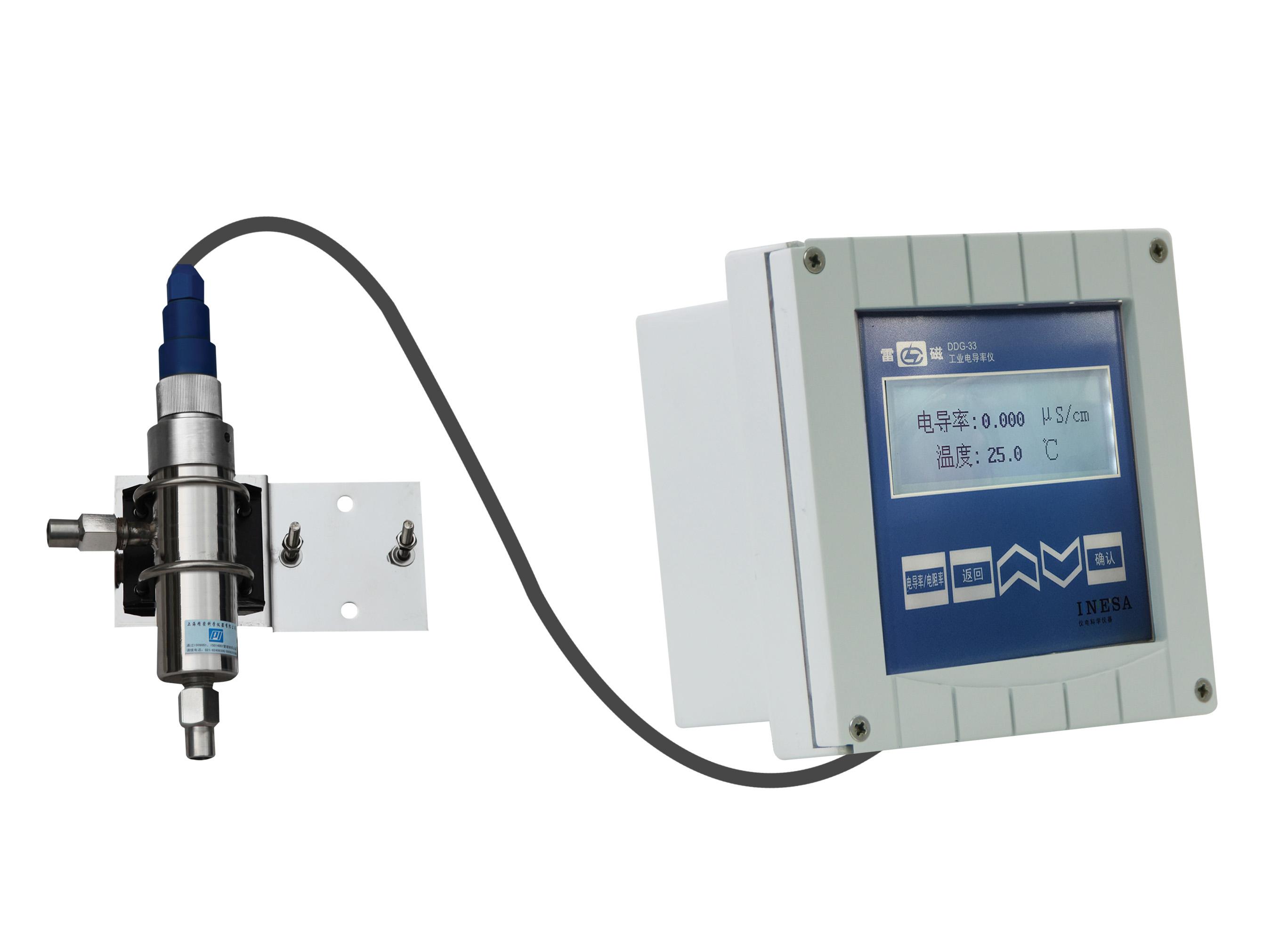 上海雷磁工業電導率儀DDG-33