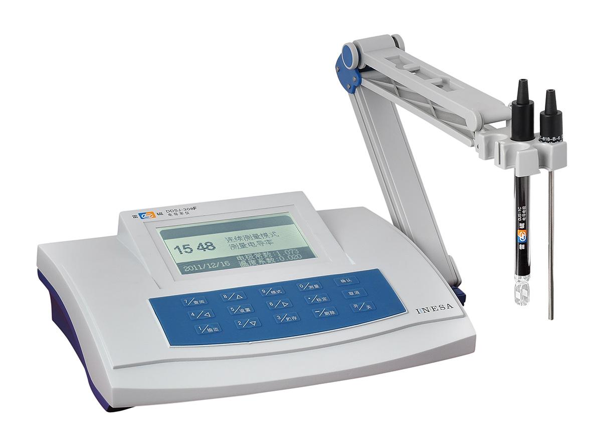 上海雷磁电导率仪DDSJ-308F
