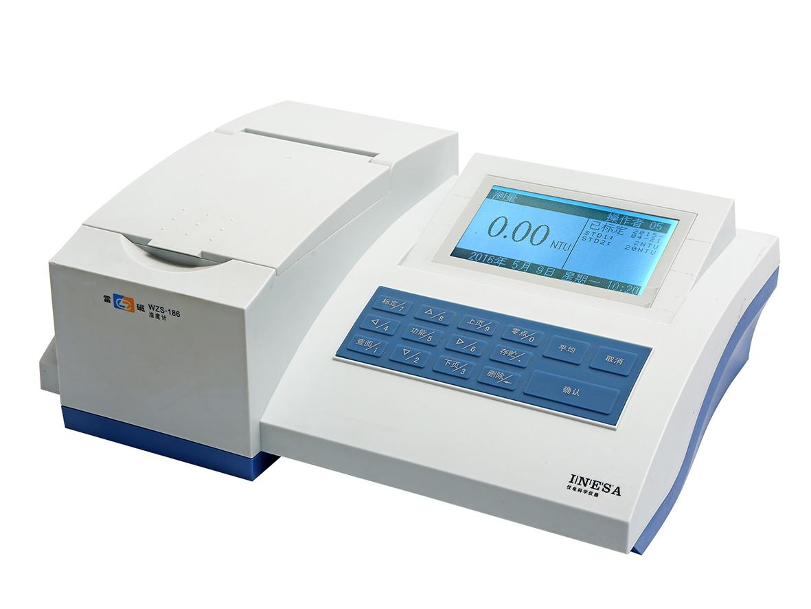 上海雷磁濁度計WZS-186