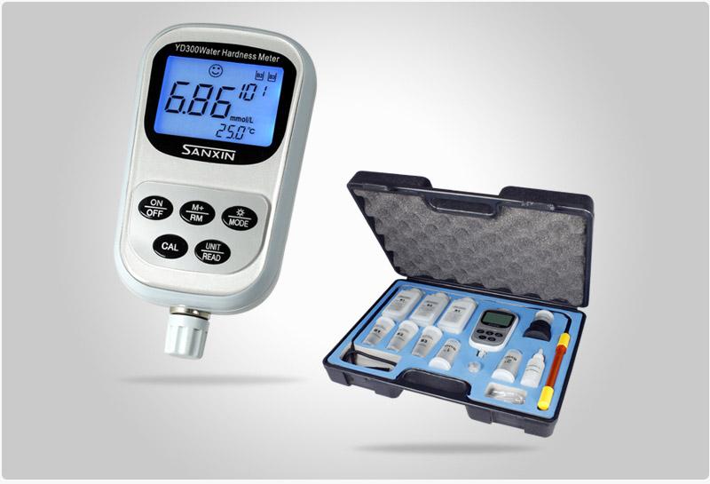 上海三信便携式水质硬度仪YD300