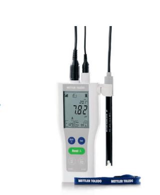 梅特勒便携式电导率仪F3-Standard