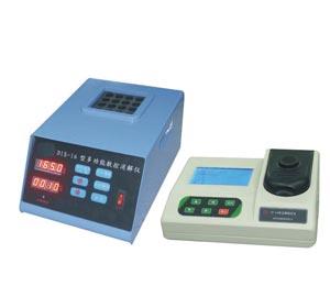 上海惜今总磷测定仪(含消解仪)WD9102