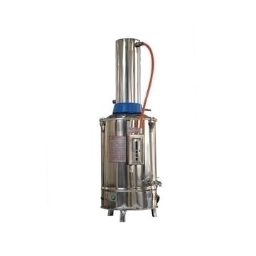 上海博迅不锈钢电热蒸馏水器YN-ZD-10(停产)