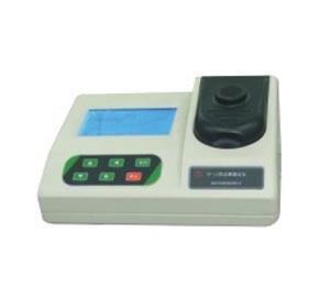 上海惜今余氯测定仪(可测余氯总氯)WD8801