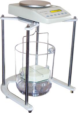 上海恒平硬质泡沫吸水率测定仪JA21002P